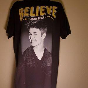 Justin Bieber Believe Tour Shit